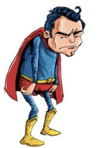 SMALL SUPERMAN